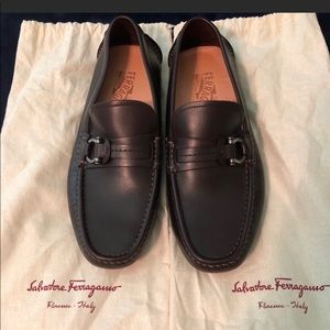 Salvatore Ferragamo Loafers (Men's Size 8; NWOT)